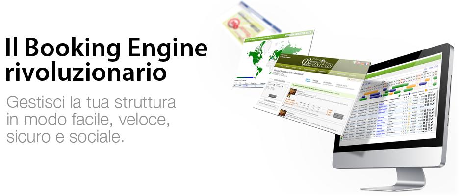 Il Booking Engine Rivoluzionario