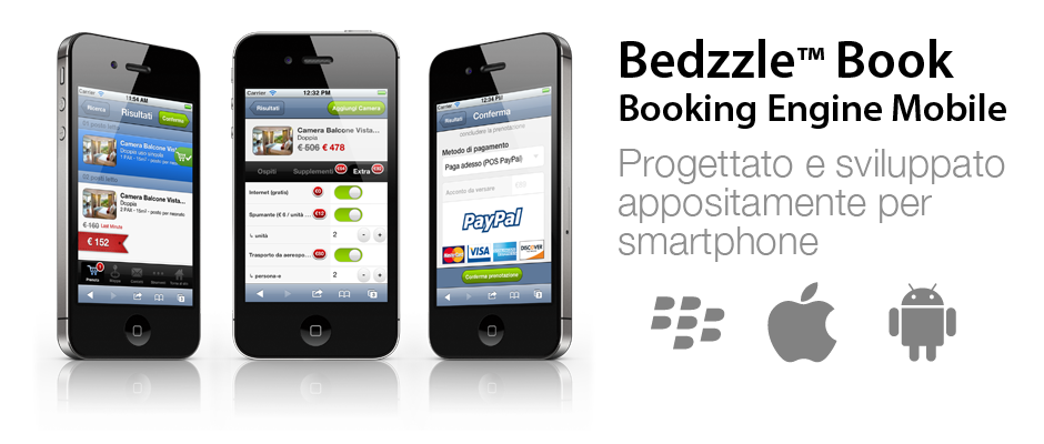 Booking Engine Mobile
